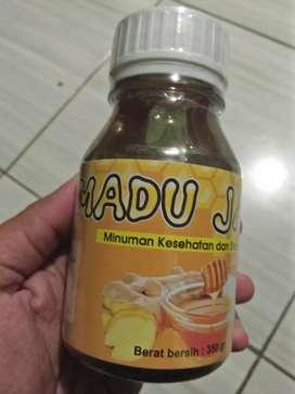 Madu Jahe untuk Kesehatan & Stamina