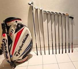 Stick Golf TAYLORMADE - Fullset - Original - Pemula
