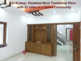 @ Kottayi - Hurry!!! High Quality Elegant 3 bhk villas in Kannadi
