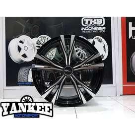 Velg Mobil HSR Wheel SWEEL Ring 16 Unutk Innova Rush Expander dll