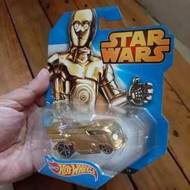 Hot Wheels Drag Bus Star Wars