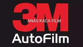 Kaca film 3M autofilm tolah manas