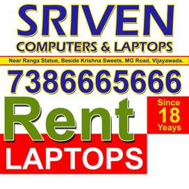 Laptops and computers for rent / hire - single or bulk sriven chanti