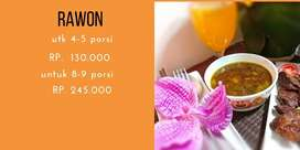 RAWON (FROZEN) - Free Delivery*
