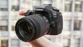 Kredit Kamera Bandung Canon Eos 80D Tanpa Kartu Kredit Bandung