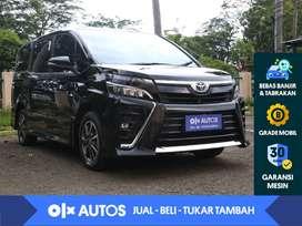 [OLX Autos] Toyota Voxy 2.0 A/T 2019 Hitam
