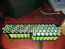 Lithium ion and Ferro Phosphate Battery for electric byke and EV