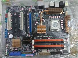 Asus P5K64 WS 775 DDR3 Motherboard