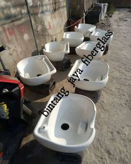 produksi washbak fiberglass