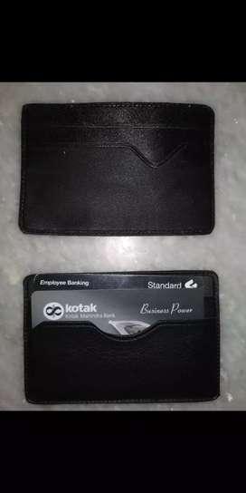 Card holders and mini purses