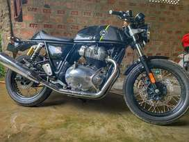 Brand new superb condition Royal Enfield Continental GT for sale