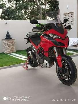 Ducatimultistada lowrun excellent condition
