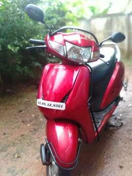 Honda activa 2013 model