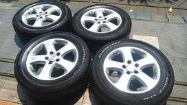 Ring17 Pcd 5x114.3 Oem All New CR-V