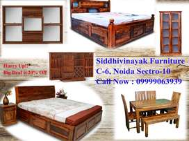 Brand New Sheesham Wooden Furniture are Available At Starting @6000/-