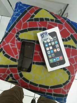 jual cepet iphone 5s 32 gb fullset