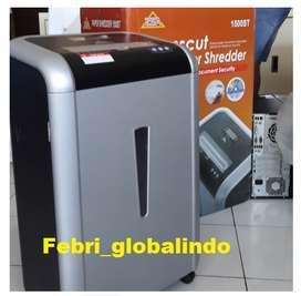 Mesin Penghancur Kertas ZSA 1500 ST - Febri globalindo
