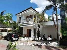 Rumah Mewah dalam perumahan di selatan Ambarukmo plaza Jogja dekat Jec