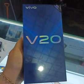 Vivo v20 (sunset melody) seal pack