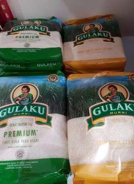 Gula Pasir kemasan 1 kg