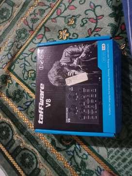 Soundcard taffware v8