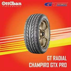 Jual ban mobil baru gt Champiro Gtx pro ukuran 205/50 R17