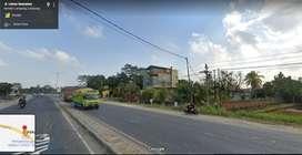 Tanah untuk gudang Pinggir Jalan By Pass Soekarno Hatta Bandar Lampung
