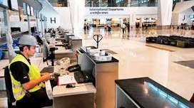 NEW JOBS FOR AIRPORT GROUND STAFF