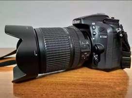 Camera & lenses nikon d72SO original
