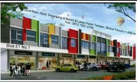Dijual Ruko Hook 5 x 25 m Terpanjang Batam Centre Nego sampai Jadi BU