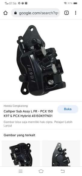 Master Rem Honda PCX 150