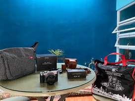 Fujifilm X-A5 Kit 15-45mm dark silver