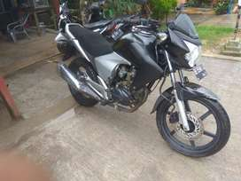 MEGAPRO 2011 HITAM ABU 150cc