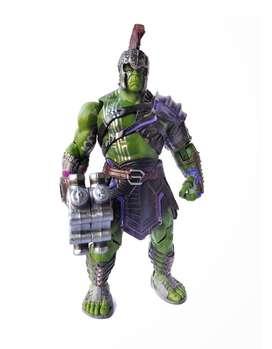 Action figure Mainan hulk Gladiator Ragnarok miniatur Toy