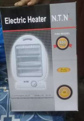 Electric heater(delivery all over Pakistan)