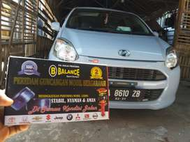 Solusinya Mobil LIMBUNG, pasang BALANCE DAMPER, Bergaransi 2 TH