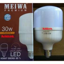 Lampu led kapsul 30w putih merk Meiwa