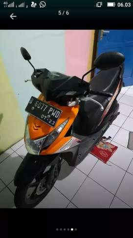Jual motor beat 2013