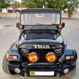 Modify Thar jeep