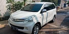 Toyota Avanza G 1.3 AT 2013 Putih Murah Mulus Cash Kredit TT BT BU