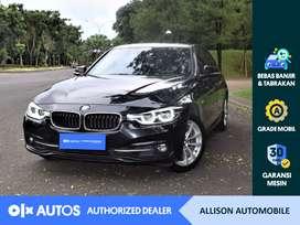 [OLX Autos] BMW 320i 2016 CKD 2.0 A/T Bensin Hitam #Allison