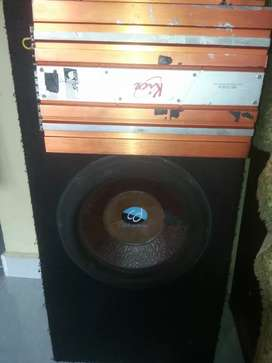 Power dan SUBWOOFER