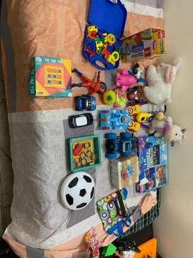 Kids toys used
