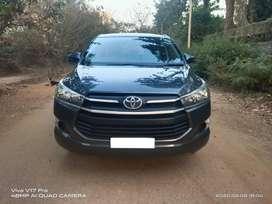 Toyota INNOVA CRYSTA 2.4 GX Manual, 2019, Diesel