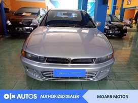 [OLX Autos] Mitsubishi Galant 2000 Bensin A/T Silver #Moarr Motor