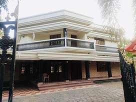 House for Sale Ayroor - 4000 sqft house | 60 Cents Plot - Near Airport
