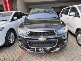 Chevrolet Captiva Solar 2011 AT Dp 25jt Cash Kredit Banten Tangerang