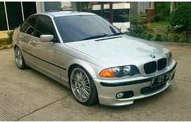 BMW 318i Silver matic th. 2000