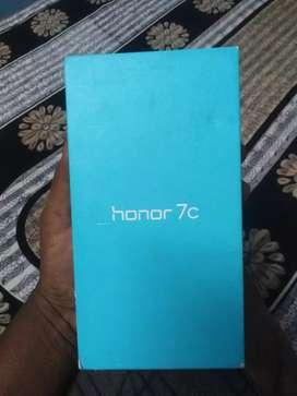 Honer 7c 3gb 32 gb +4 temper glass good condition