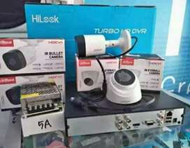PASANG CCTV KUALITAS FULL HD BISA CONNECT VIA HP